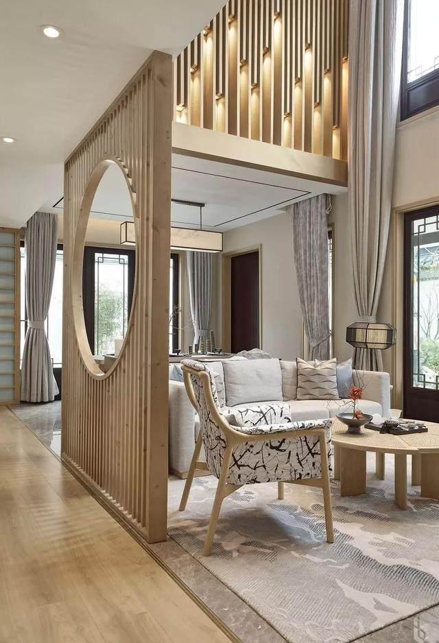 417㎡日式別墅空间样板间設計方案,简洁而又淡雅   华墨国际設計-4.jpg