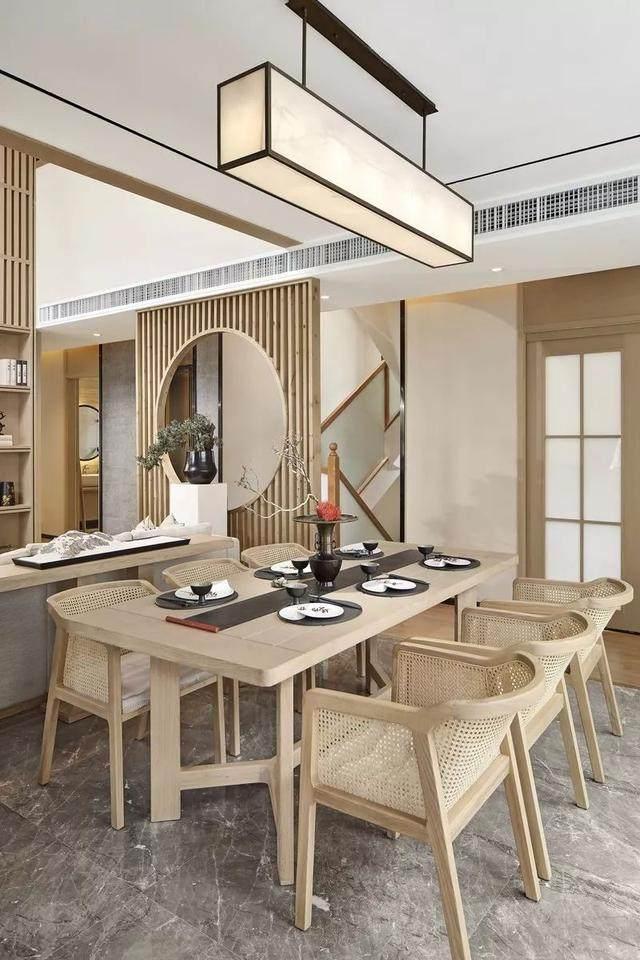 417㎡日式別墅空间样板间設計方案,简洁而又淡雅   华墨国际設計-5.jpg