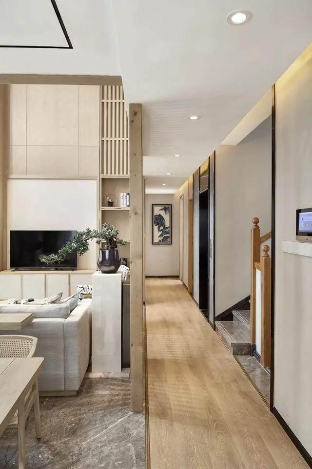 417㎡日式別墅空间样板间設計方案,简洁而又淡雅   华墨国际設計-6.jpg