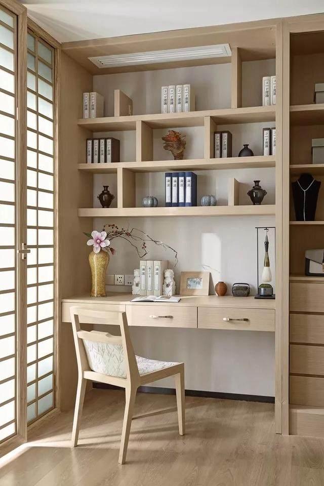 417㎡日式別墅空间样板间設計方案,简洁而又淡雅   华墨国际設計-11.jpg