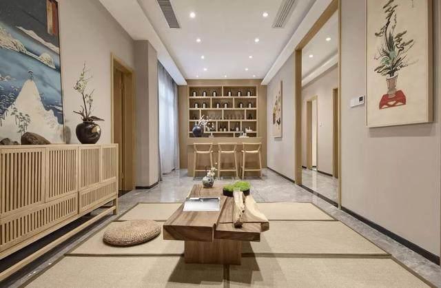 417㎡日式別墅空间样板间設計方案,简洁而又淡雅   华墨国际設計-19.jpg