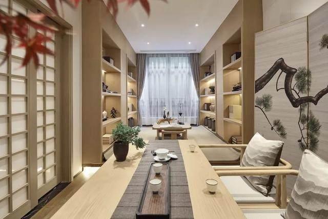 417㎡日式別墅空间样板间設計方案,简洁而又淡雅   华墨国际設計-20.jpg