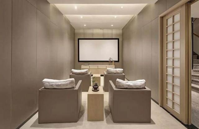 417㎡日式別墅空间样板间設計方案,简洁而又淡雅   华墨国际設計-22.jpg