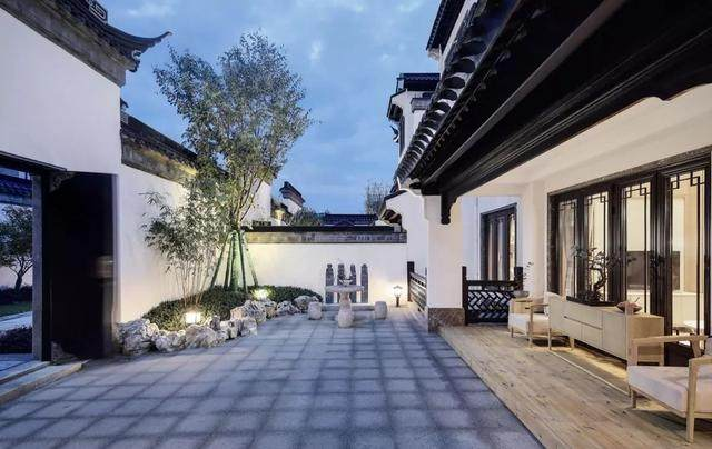 417㎡日式別墅空间样板间設計方案,简洁而又淡雅   华墨国际設計-23.jpg