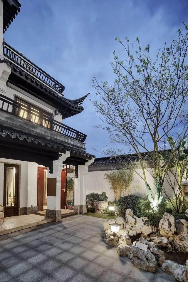 417㎡日式別墅空间样板间設計方案,简洁而又淡雅   华墨国际設計-24.jpg