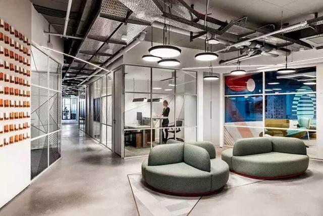 形色重构 | 科技公司Akamai特拉维夫办公設計欣赏