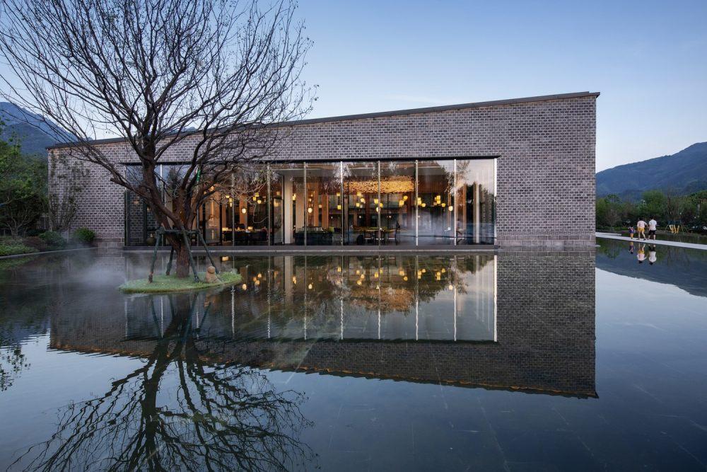 【上海日清建筑设计】2850㎡现代艺术博物馆莲花度假村2.jpg