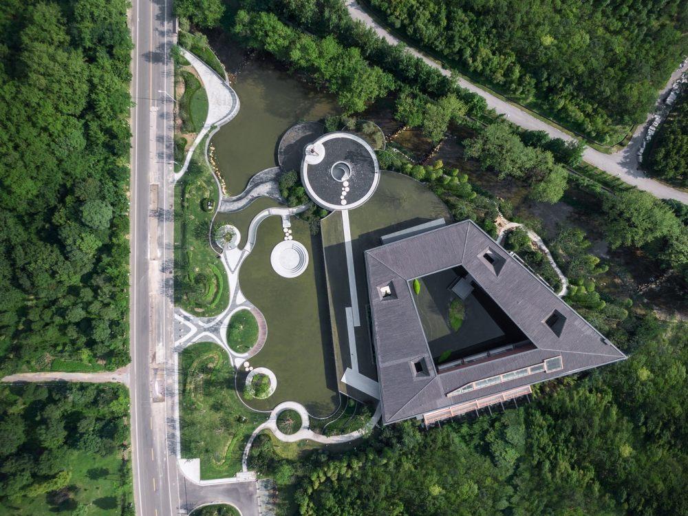 【上海日清建筑设计】2850㎡现代艺术博物馆莲花度假村5.jpg