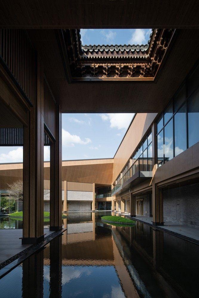 【上海日清建筑设计】2850㎡现代艺术博物馆莲花度假村13.jpg
