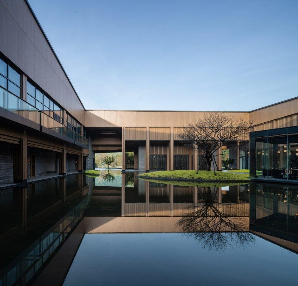 【上海日清建筑设计】2850㎡现代艺术博物馆莲花度假村11.jpg
