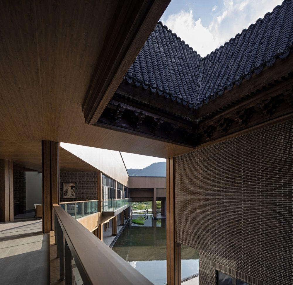【上海日清建筑设计】2850㎡现代艺术博物馆莲花度假村14.jpg