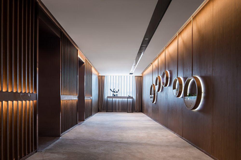 北京世园凯悦酒店  CL3思联建筑设计_38._标准层电梯厅.jpg
