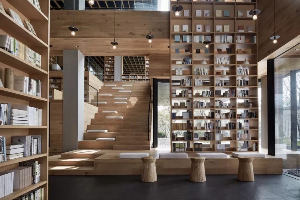 【风合睦晨空间】1170㎡ | 杭州首创阅书馆 | 26P
