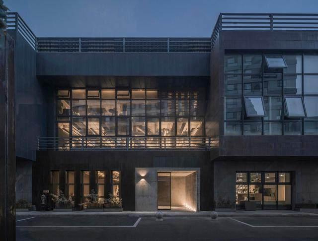 黑色空盒子·北京视觉试验空间 | 艾舍尔設計