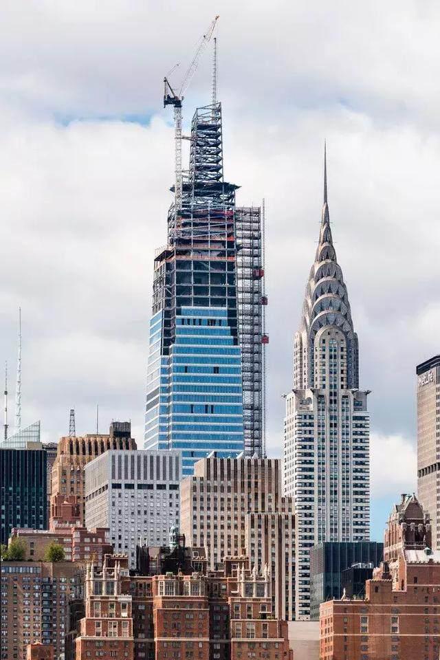高427米!曼哈顿中城最高办公塔楼封顶-2.jpg