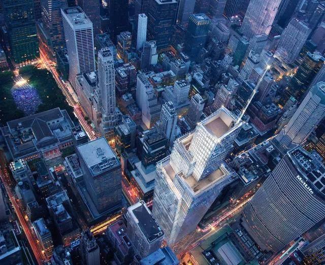 高427米!曼哈顿中城最高办公塔楼封顶-5.jpg