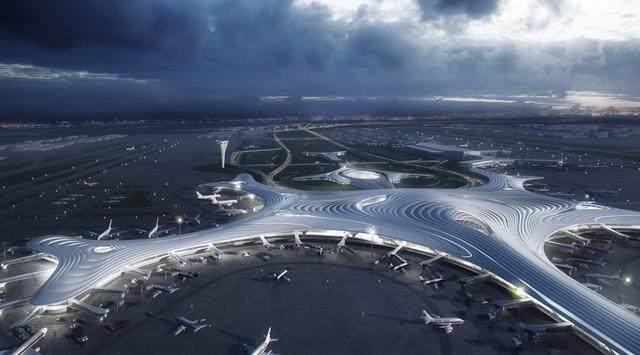 """亚布力中国企业家论坛会议中心最新施工进展,""""雪山""""轮廓初现-15.jpg"""