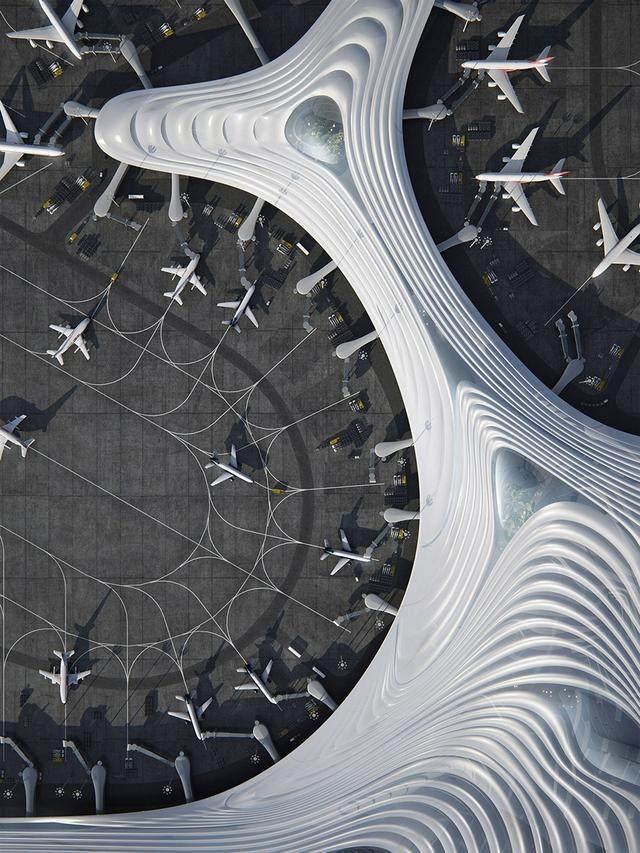 """亚布力中国企业家论坛会议中心最新施工进展,""""雪山""""轮廓初现-16.jpg"""