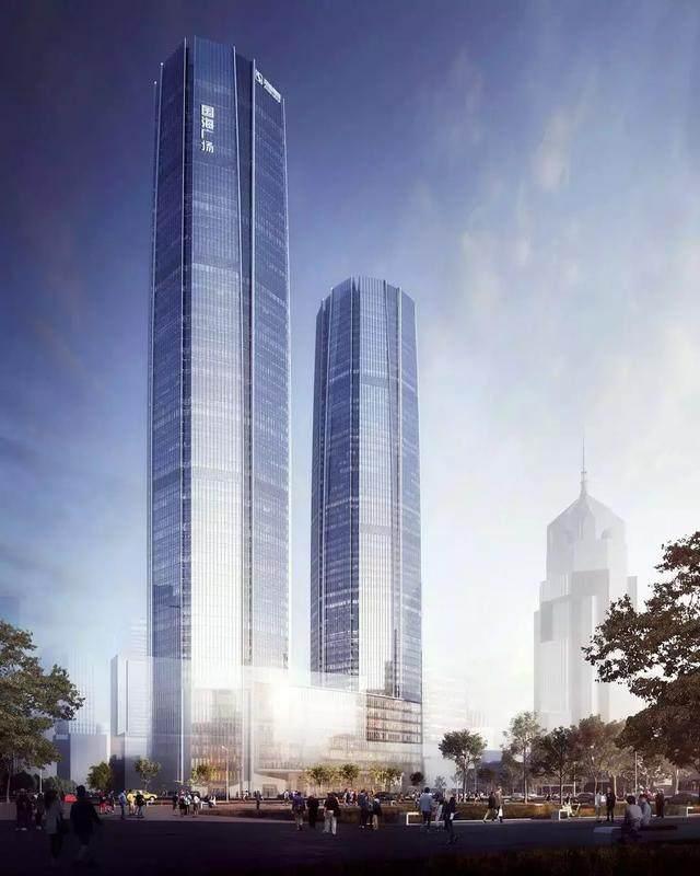 太原第一高楼——太原国海广场将开建,中建七局中标施工工程-2.jpg