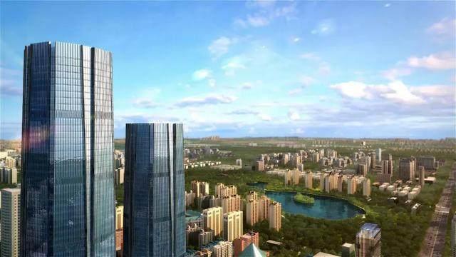 太原第一高楼——太原国海广场将开建,中建七局中标施工工程-1.jpg