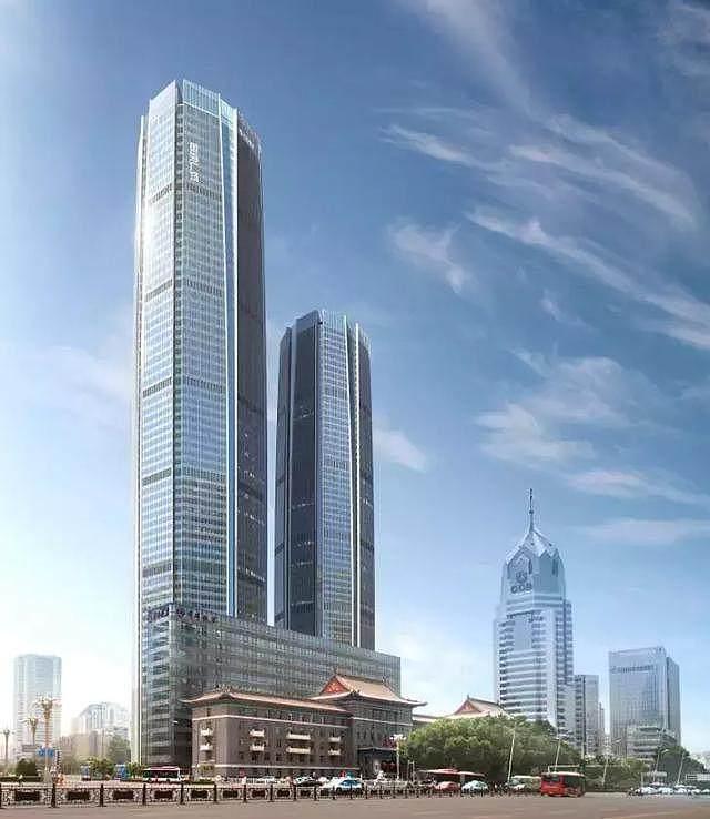 太原第一高楼——太原国海广场将开建,中建七局中标施工工程-7.jpg
