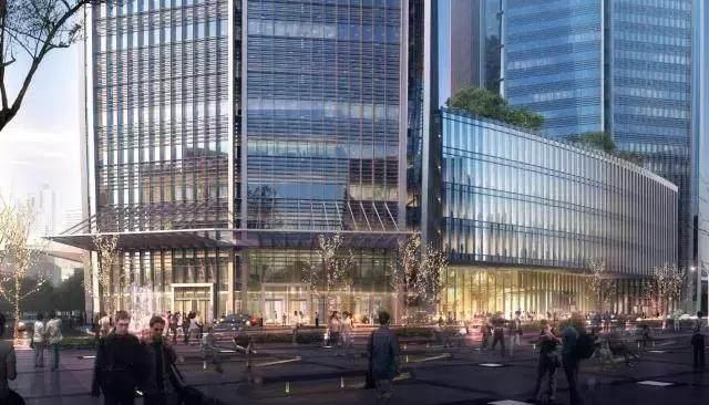 太原第一高楼——太原国海广场将开建,中建七局中标施工工程-9.jpg