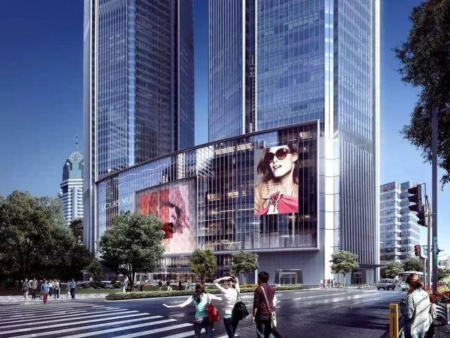 太原第一高楼——太原国海广场将开建,中建七局中标施工工程-10.jpg
