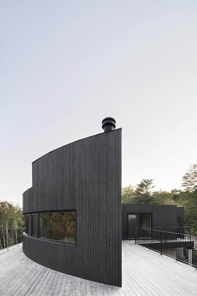 「設計」:巨石上的生态住宅空间-加拿大-8.jpg