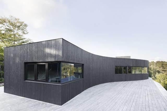 「設計」:巨石上的生态住宅空间-加拿大-7.jpg