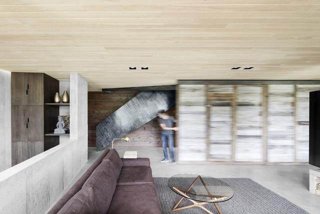 「設計」:巨石上的生态住宅空间-加拿大-12.jpg