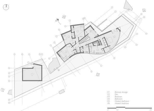 「設計」:巨石上的生态住宅空间-加拿大-26.jpg