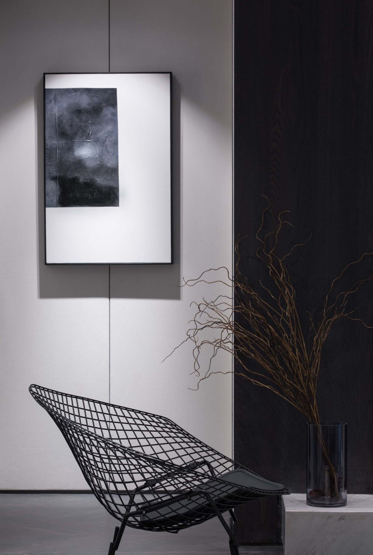 欧阳金桥设计:黑白灰,窒息之作