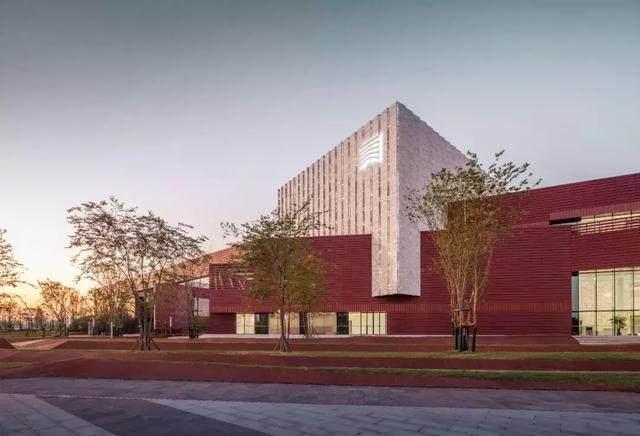 湖南美术馆正式开馆,建築設計全解析-1.jpg