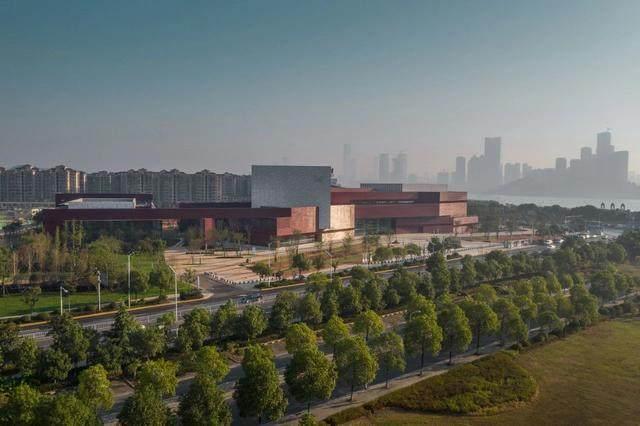 湖南美术馆正式开馆,建築設計全解析-4.jpg