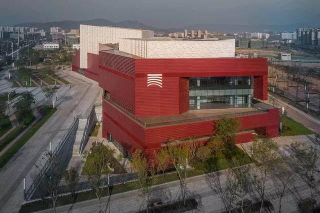 湖南美术馆正式开馆,建築設計全解析-5.jpg