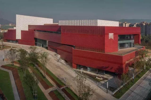 湖南美术馆正式开馆,建築設計全解析-6.jpg