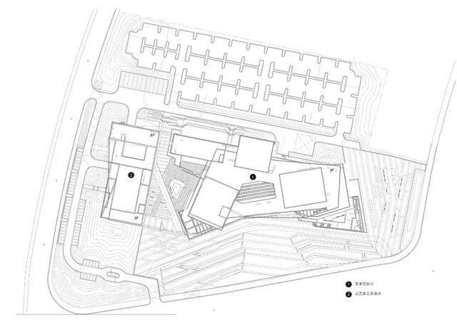 湖南美术馆正式开馆,建築設計全解析-21.jpg