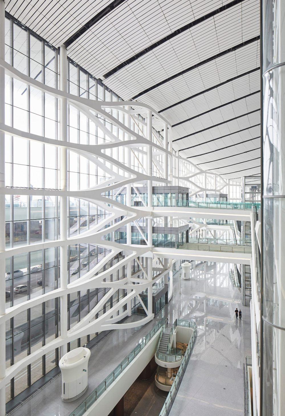 超魔幻的北京大兴国际机场 | 实景图+平面图 | 45P_超魔幻的北京大兴国际机场19.jpg