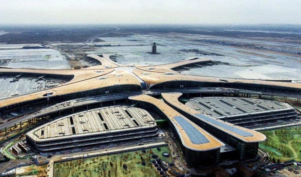 超魔幻的北京大兴国际机场 | 实景图+平面图 | 45P_超魔幻的北京大兴国际机场24.jpg
