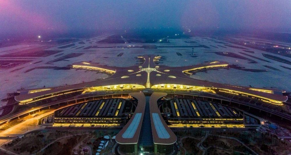 超魔幻的北京大兴国际机场 | 实景图+平面图 | 45P_超魔幻的北京大兴国际机场23.jpg