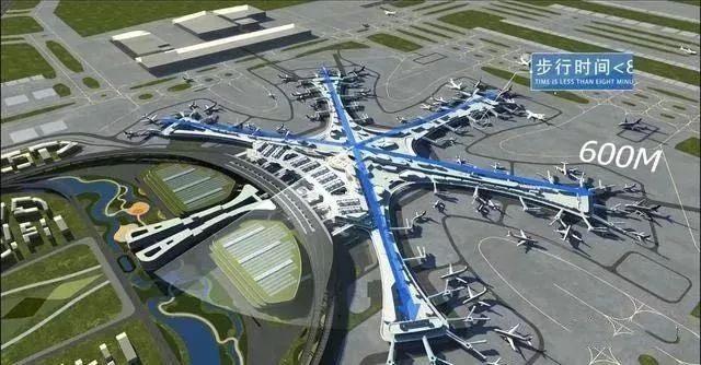 超魔幻的北京大兴国际机场 | 实景图+平面图 | 45P_超魔幻的北京大兴国际机场28.jpg