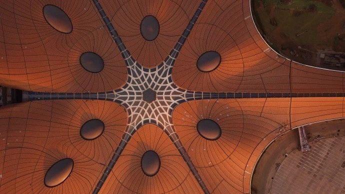 超魔幻的北京大兴国际机场 | 实景图+平面图 | 45P_超魔幻的北京大兴国际机场26.jpg