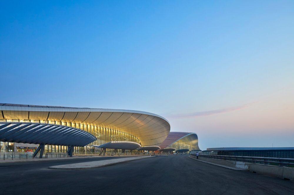 超魔幻的北京大兴国际机场 | 实景图+平面图 | 45P_超魔幻的北京大兴国际机场37.jpg