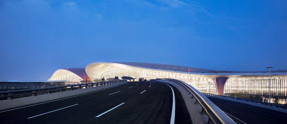 超魔幻的北京大兴国际机场 | 实景图+平面图 | 45P_超魔幻的北京大兴国际机场38.jpg
