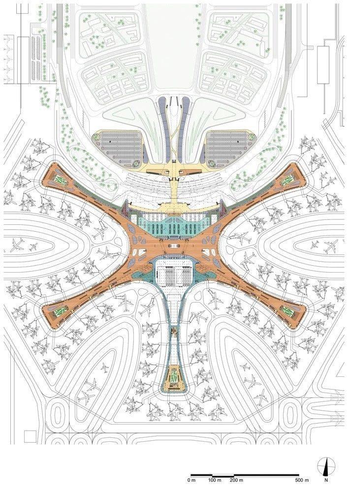 超魔幻的北京大兴国际机场 | 实景图+平面图 | 45P_超魔幻的北京大兴国际机场42.jpg