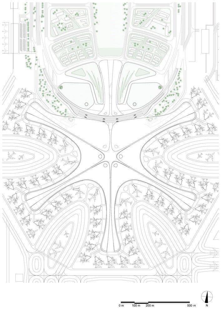 超魔幻的北京大兴国际机场 | 实景图+平面图 | 45P_超魔幻的北京大兴国际机场45.jpg