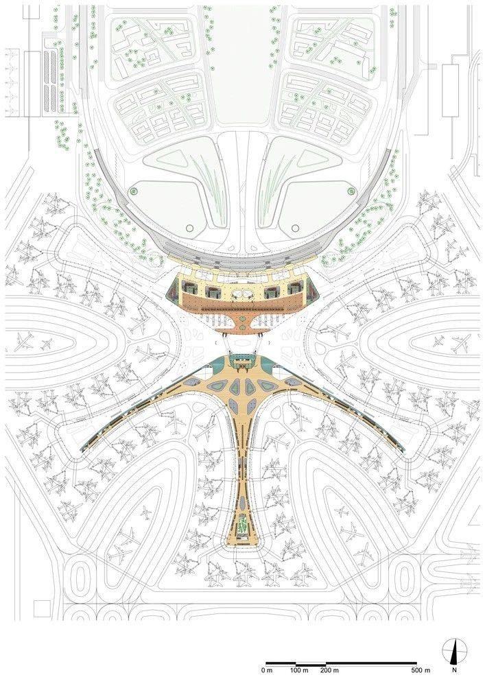 超魔幻的北京大兴国际机场 | 实景图+平面图 | 45P_超魔幻的北京大兴国际机场43.jpg