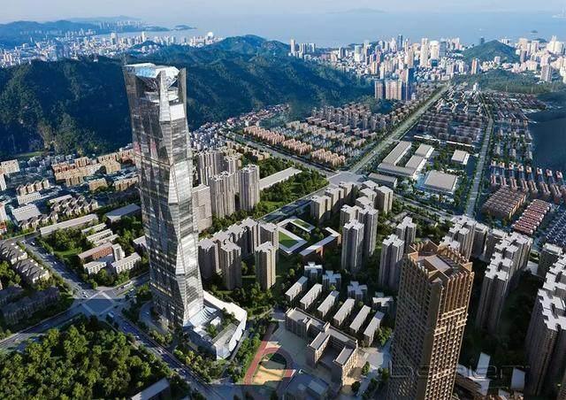 """珠海再添一座350高摩天大楼,效果图抢""""鲜""""看-1.jpg"""