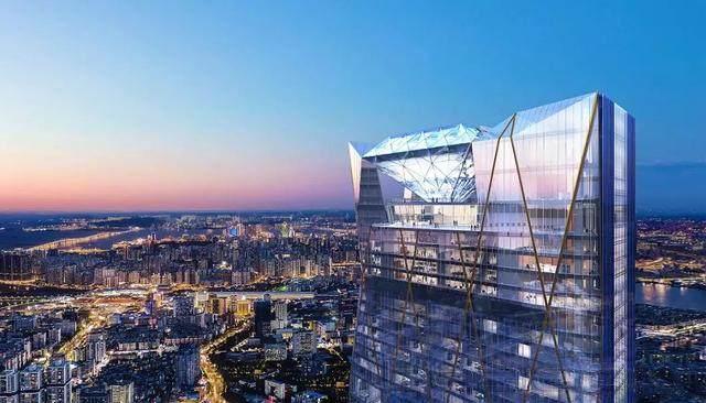 """珠海再添一座350高摩天大楼,效果图抢""""鲜""""看-3.jpg"""