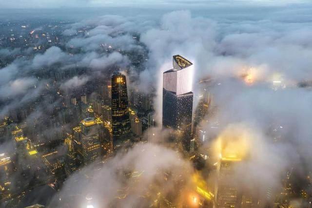 捐地27万平方米的香港新世界,旗下内地三座地标性建築設計赏析-3.jpg